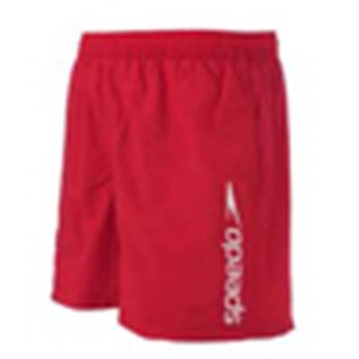 Short SPEEDO ADULTE  L (Rouge)